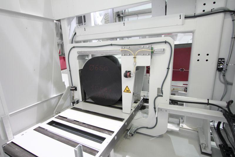 Scies à ruban pour coupe droite  - HBE Performance - Scie à ruban - HBE Performance series