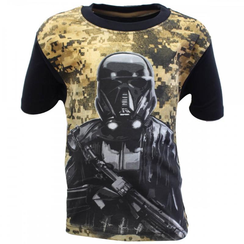 16x T-shirts manches courtes Star Wars du 6 au 12 ans - T-shirt et polo manches courtes