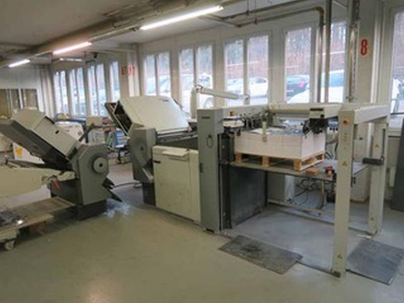 Heidelberg Stahlfolder TH 82/66 - PFH - Used Machine