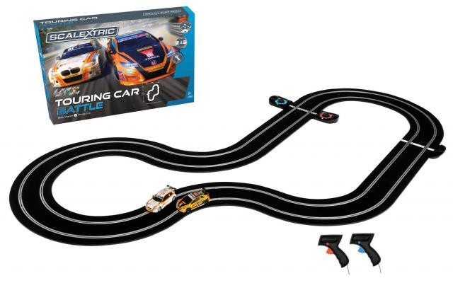 Modelisme Voiture - SCA C1372 SCALEXTRIC CIRCUIT TOURING CAR BATTLE