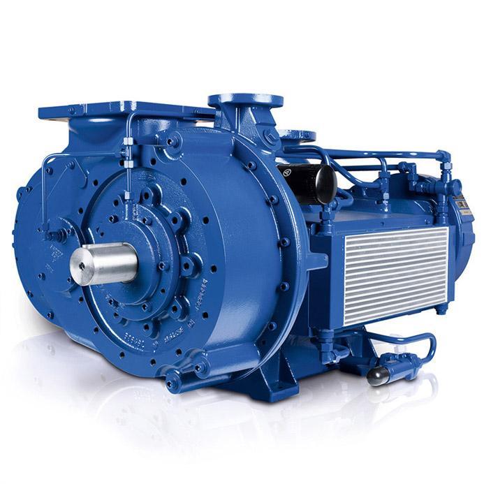 AERZEN Unterdruck/Überdruck-Stufe VM/VML ... R - Ölfreie Schraubenverdichter