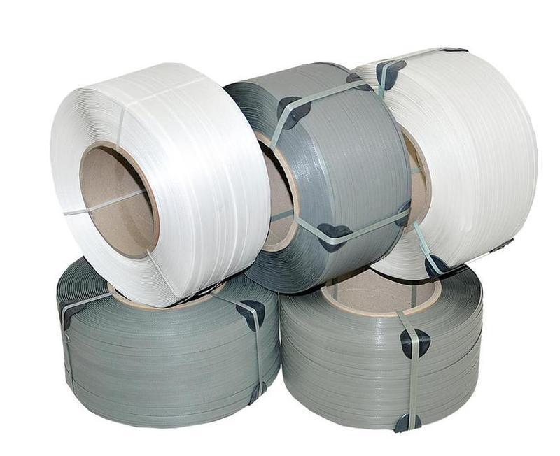 Упаковочная полипропиленовая лента - 6mm; 9mm; 11-12mm; 15-16mm; 19mm