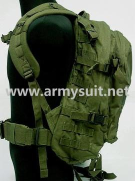3 Day Molle Assault Backpack Bag OD - PNS-BP02