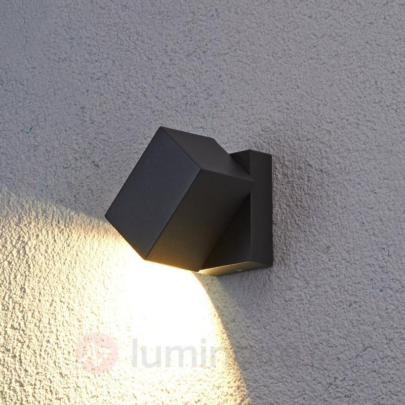 Applique d'extérieur LED Lorik flexible - Appliques d'extérieur LED