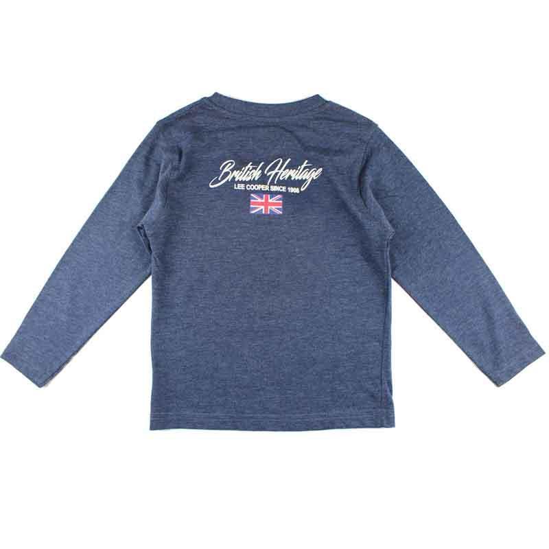 Wholesaler T-shirt kids Lee Cooper - T-shirt and polo long sleeve
