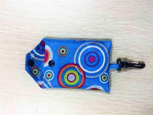 складная сумка - полноцветная печать