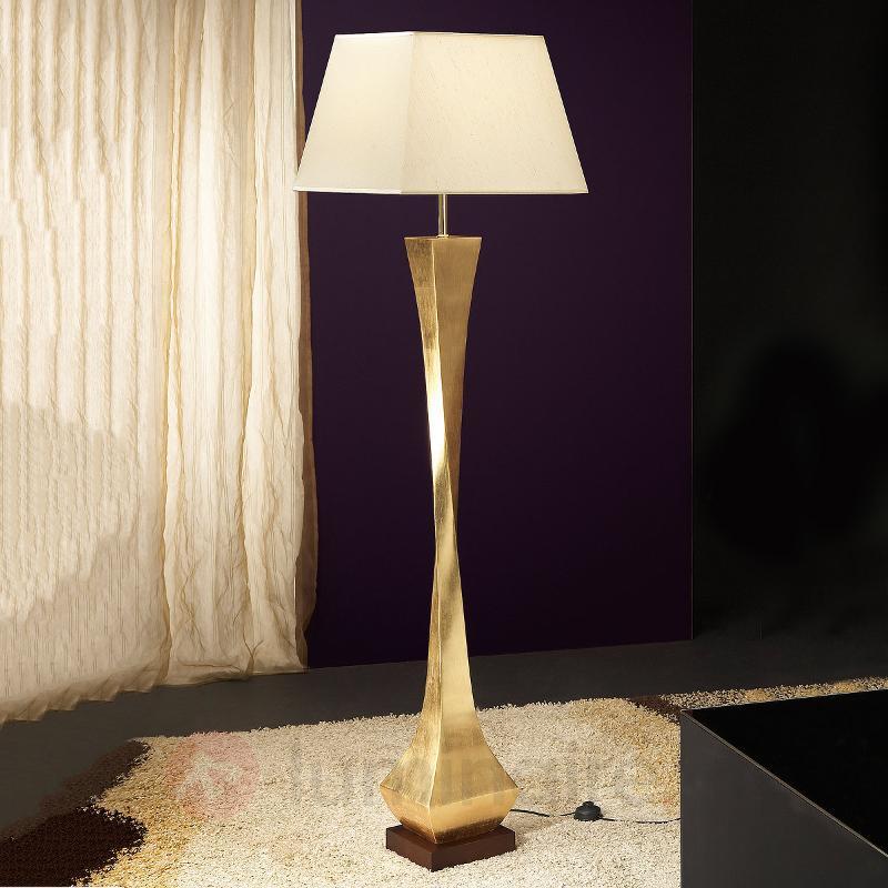 Deco - lampadaire au design élégant - Lampadaires en tissu