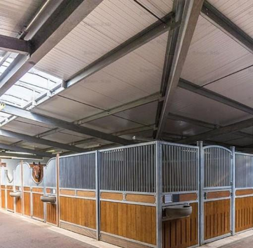 horse Equine Sheds/Shelter/Stalls /panel/stable - European Internal Portable Horse Stall Panels