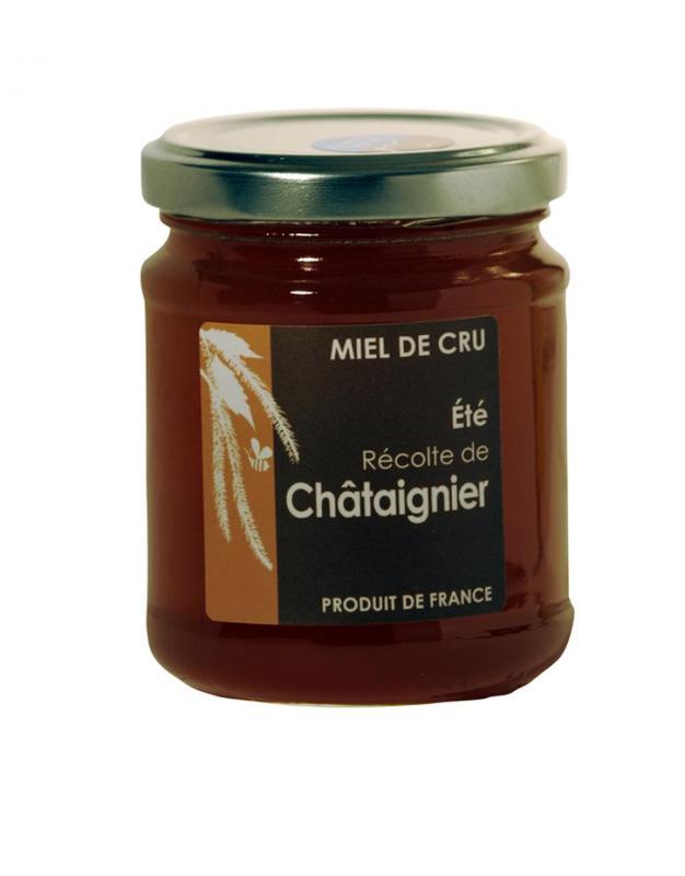 MIEL DE CHATAIGNIER - Épicerie sucrée