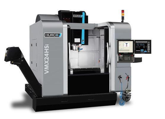 3-Achs-BAZ Hochgeschwindigkeit VMX 24 HSi - Erstklassige Komponenten und durchdachte Konstruktion