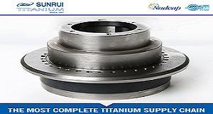 Fundición de titanio -