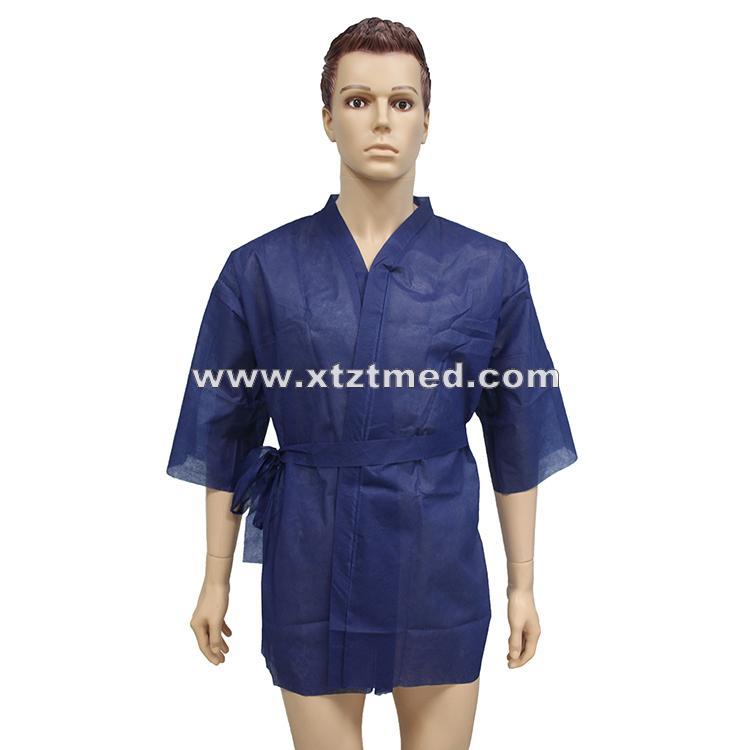 Non Woven Sauna Gown -