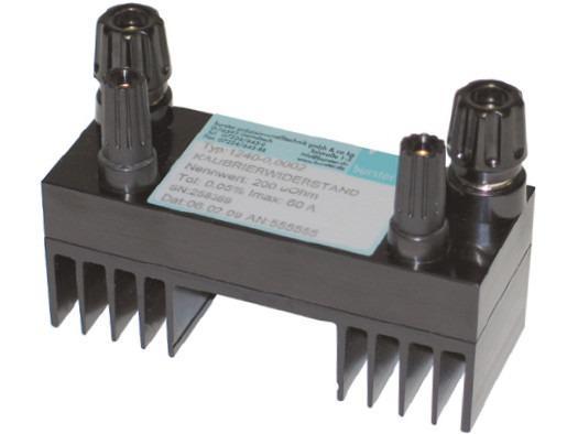 绕线电阻 - 1240 - 低电容和低电感设计,高稳定性,长使用寿命,适用于直流和技术频率, 标定