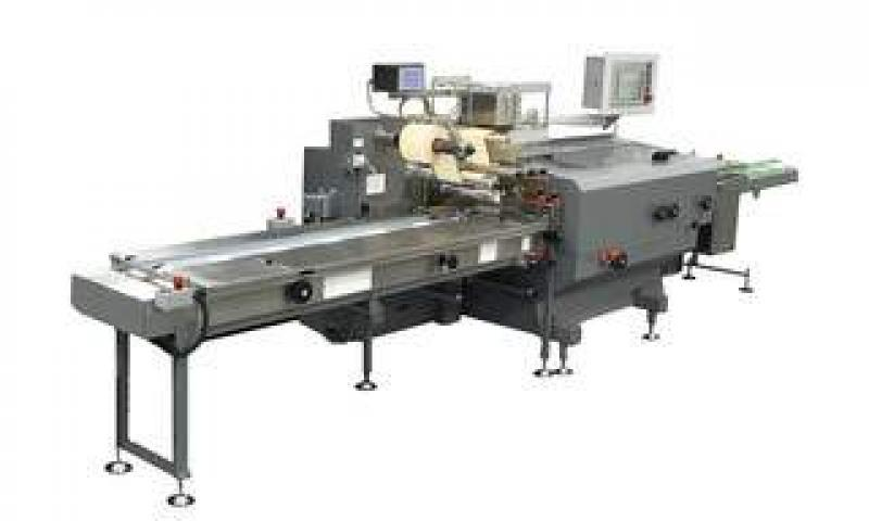 4 Side Seal Packaging Machine rotative OPTIMA 4SS - 4 Side Seal Machine rotative OPTIMA 4SS: Medical and diagnostic devices