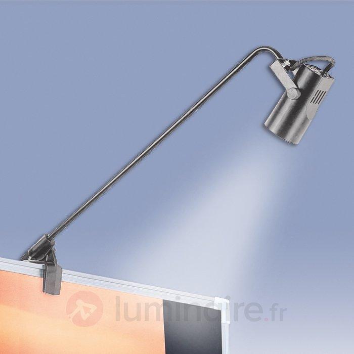 Applique pour tableau à pince DIS basse-tension - Lampes à pince
