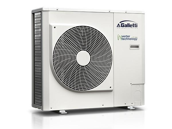 MCI - Pompe di calore monoblocco compatte con... - MCI 5 - 19 kW