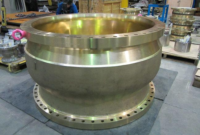 Gate valve body 60 inches - Valves