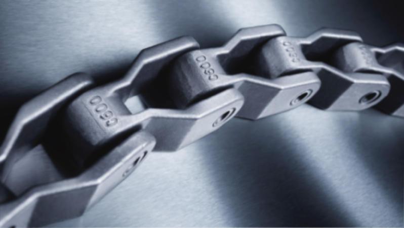 Case conveyor chains - cast steel chain C600, case conveyor chains, plastic conveyor chains