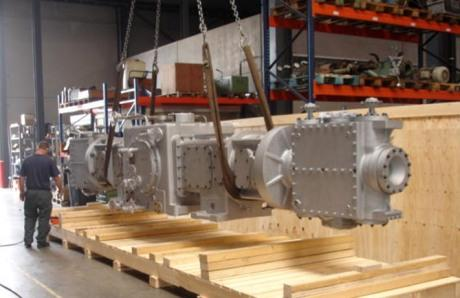Turbomachinery - Reciprocating compressors, Plunger compressors, maintenance & repairs