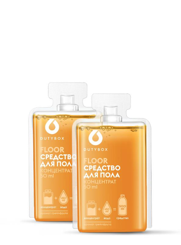 Concentrate - Detergent For Floor Cleaning (4 Pcs) - null