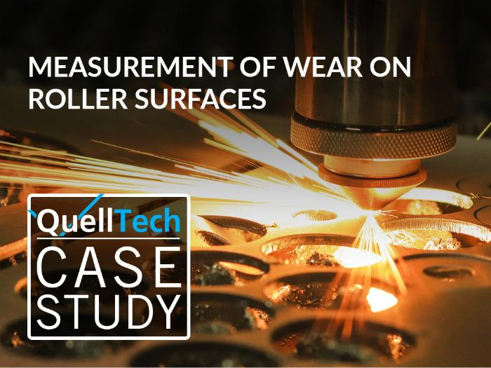 Q6 Laser Scanner - Measurement of Wear on Surfaces
