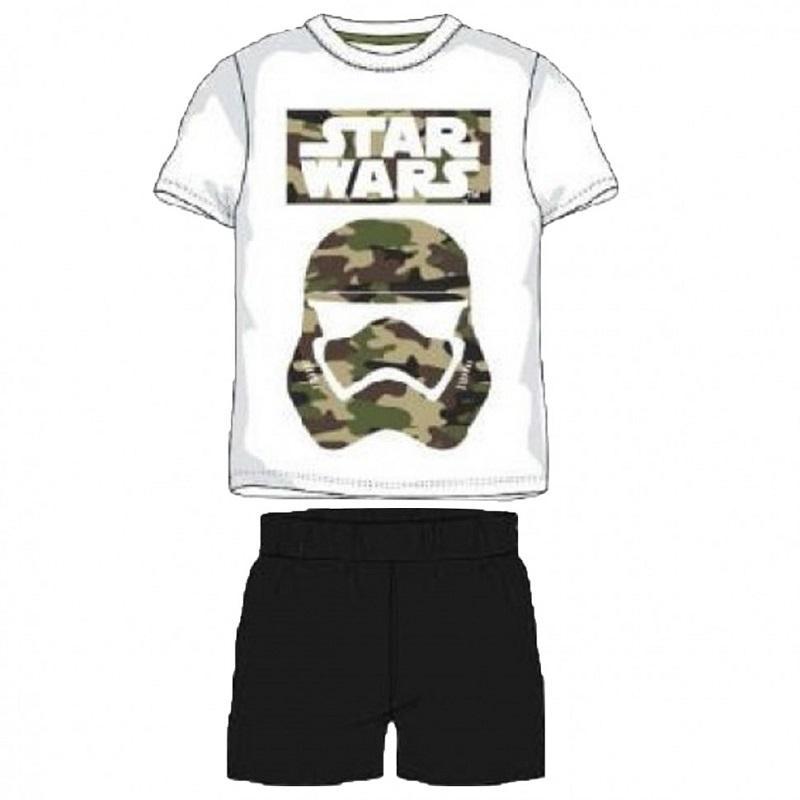 Wholesaler clothing kids licenced Star Wars - Summer Set