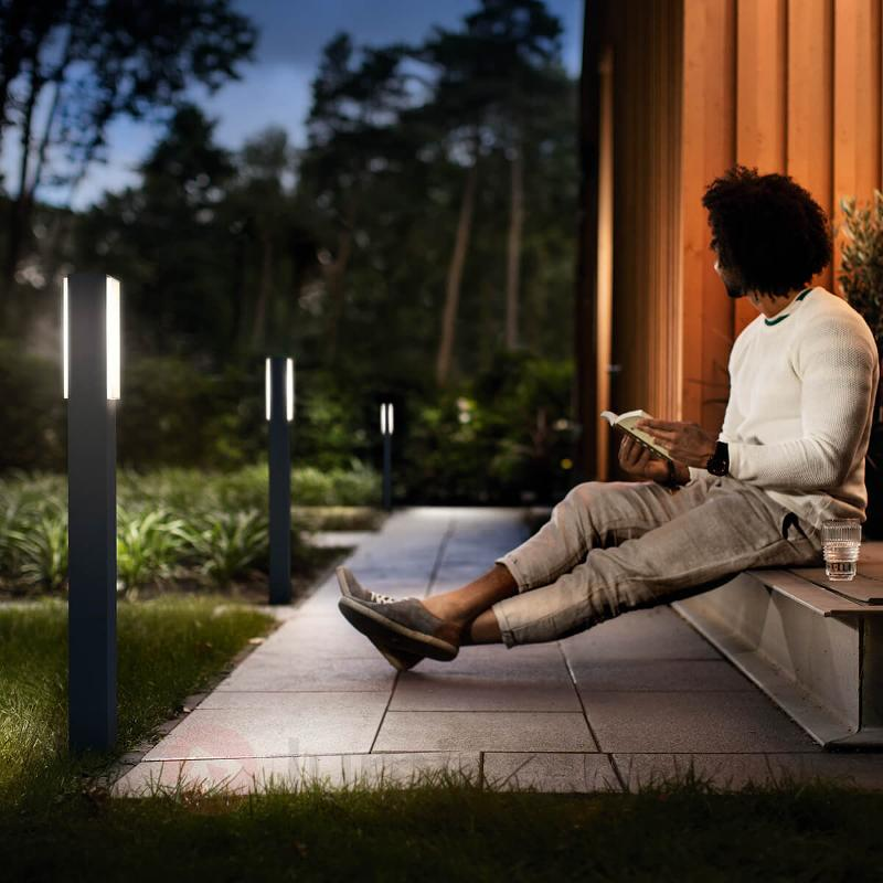 Borne lumineuse LED Stratosphère 4 000 K - Bornes lumineuses LED