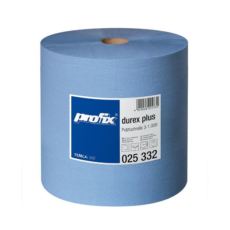 profix durex plus Putztuchrolle - Item number: 025 332