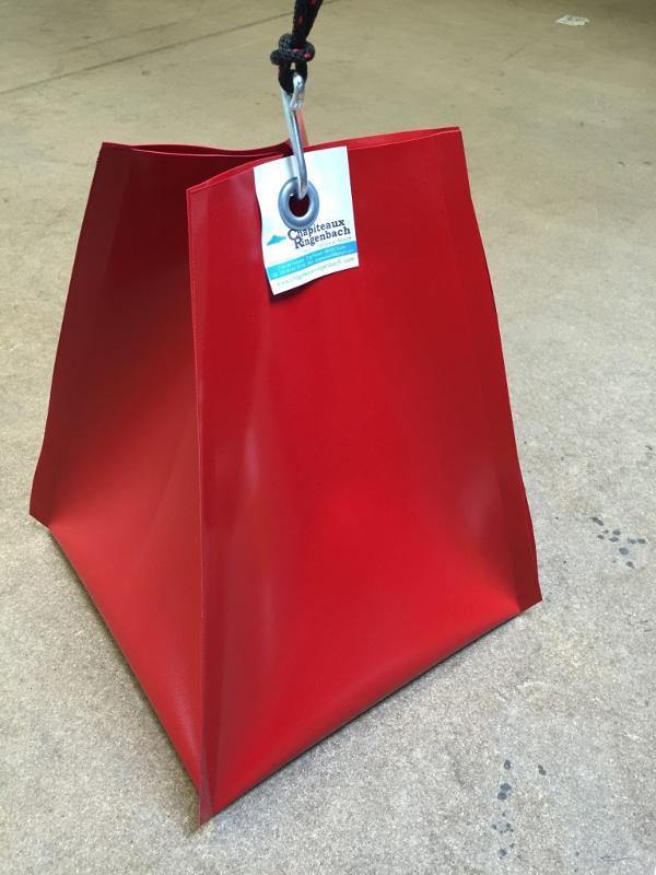 Sac de lestage Lest'Eau 30 Litres - Accessoires pour tentes pliantes proSZC et proSZP