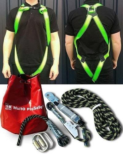 Fall protection kit basics