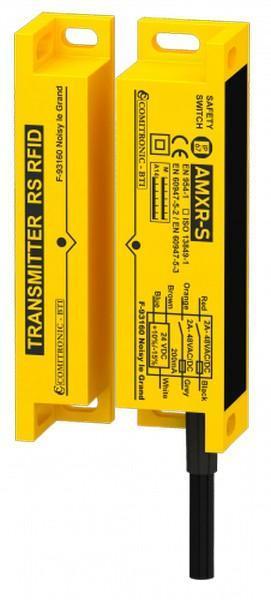 Contrôle la position de sécurité des portes/carters avec codage RFID