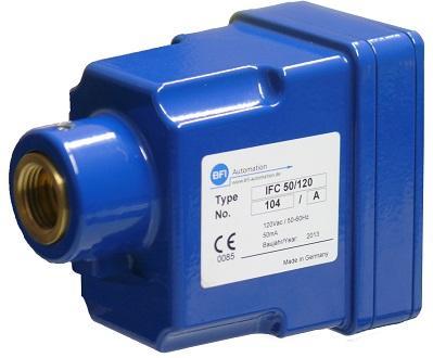 UV Kompaktflammenwächter IFC50