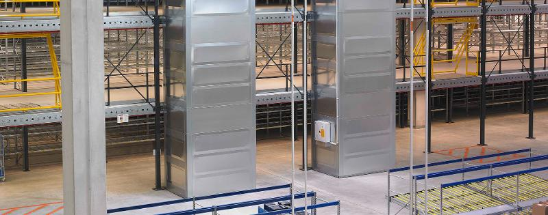 SHERPA - Lift Solutions - Goods lifts