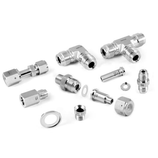 Face-Seal Fittings - null