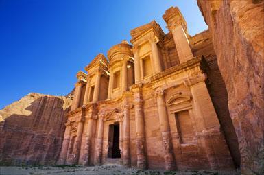 Spedizioni in Giordania -