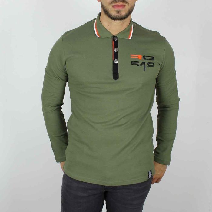 Importatore Maglietta a maniche lunghe RG512  - Maglietta a maniche lunghe