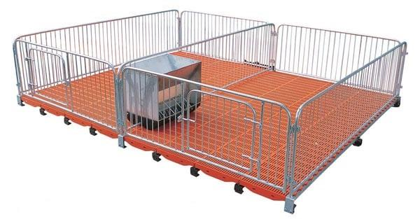 Nursery Weaning/finishing stall /crate/pen - Animal Cages