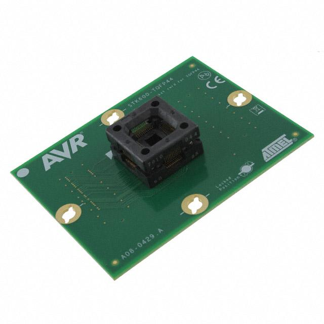 STK600 TQFP SOCKET CARD AVR - Microchip Technology ATSTK600-SC06