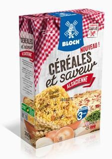 Céréales et Saveur Alsacienne Bloch Société Nouvelle