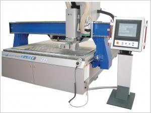 MECABOND 4 axes milling equipments