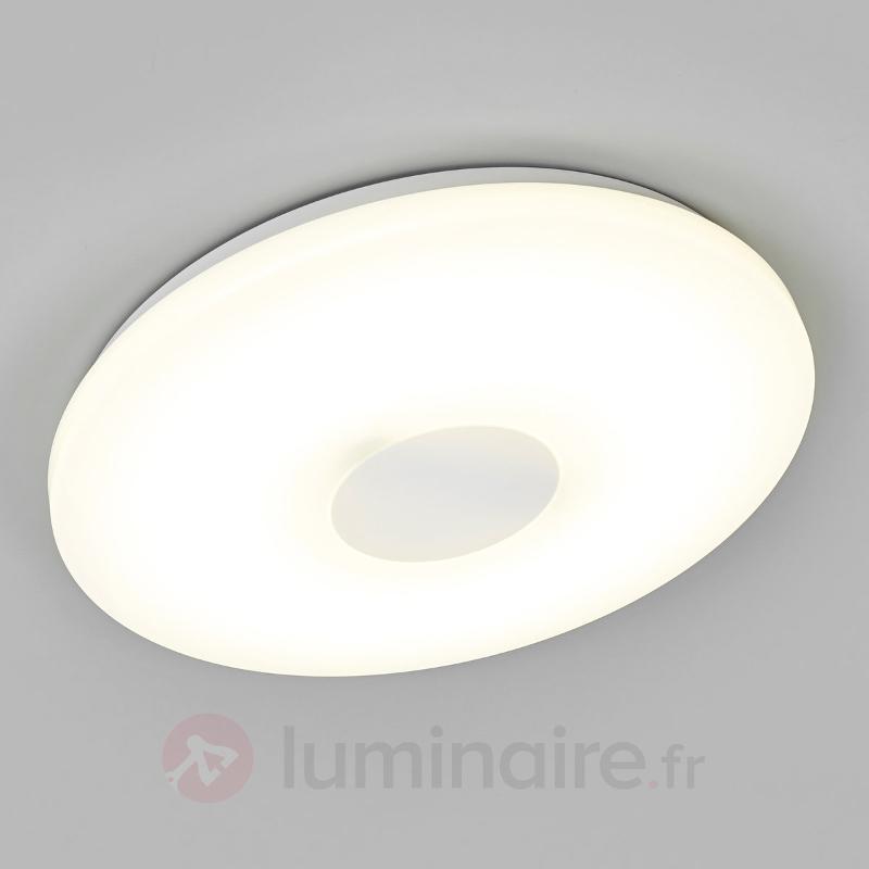 Plafonnier LED Renee, couleur réglable 15 W - Plafonniers LED