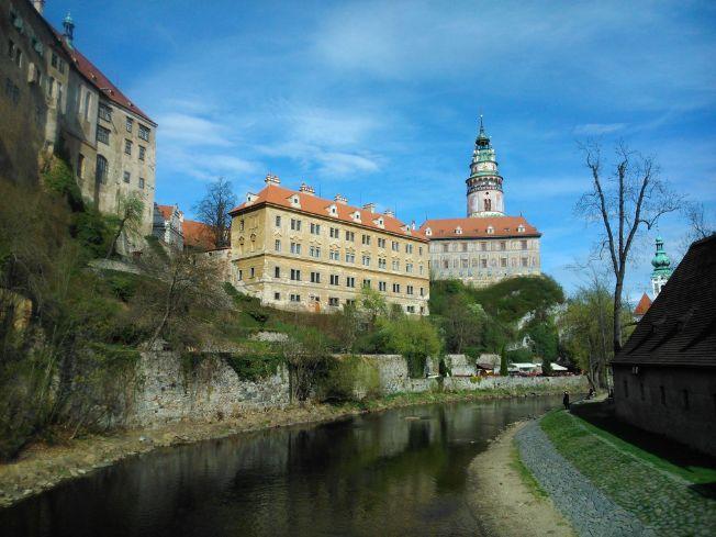Excursión a Český Krumlov - en espaŃol