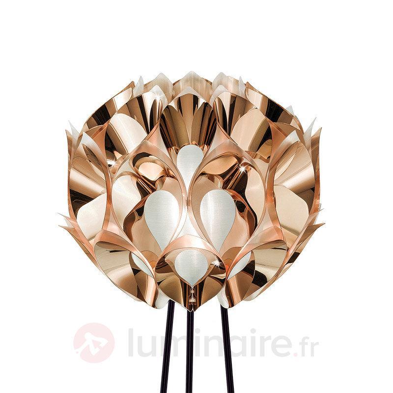 Flora - Lampadaire de designer en cuivre - Lampadaires design