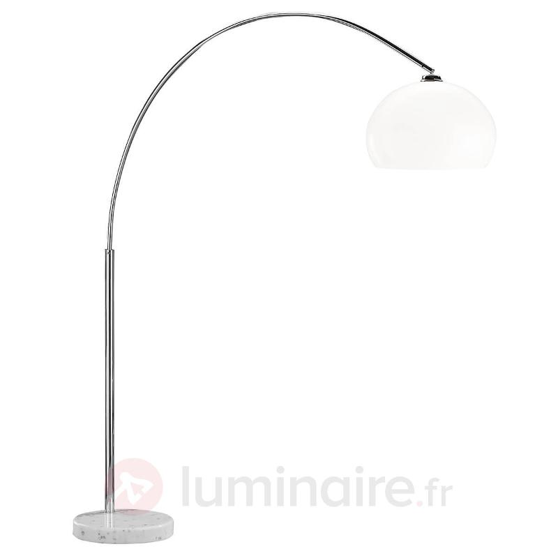 Joli lampadaire Bow - Lampadaires arqués