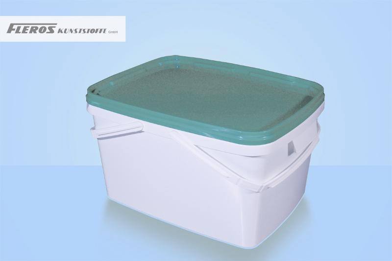 Rectangular buckets - FK-E 16.000 bucket, rectangular, PP