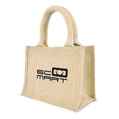 Printed Jute Bags  -