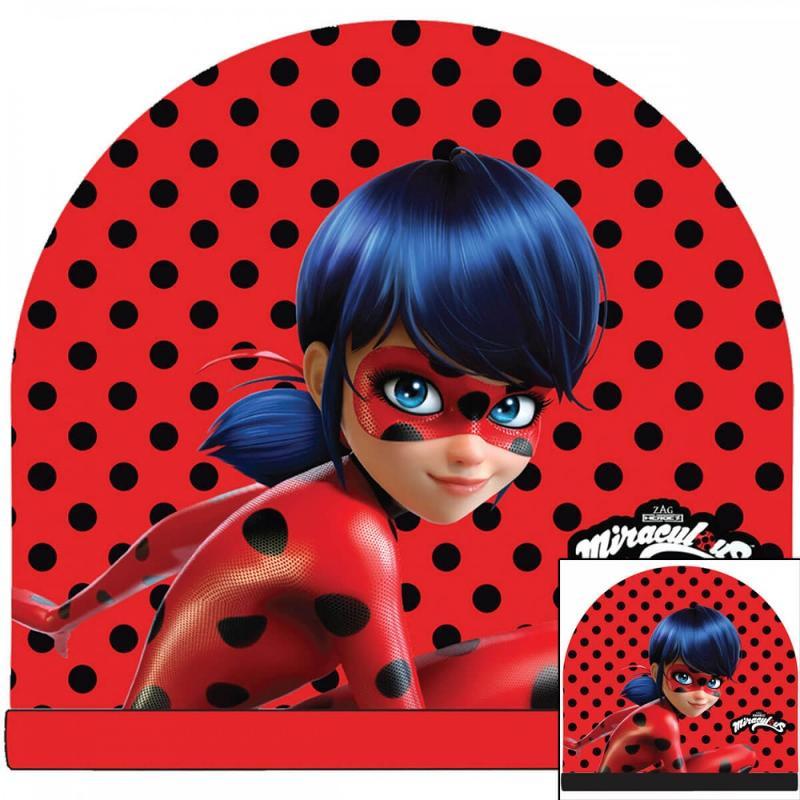 6x Bonnets LadyBug - Bonnet Gant Echarpe
