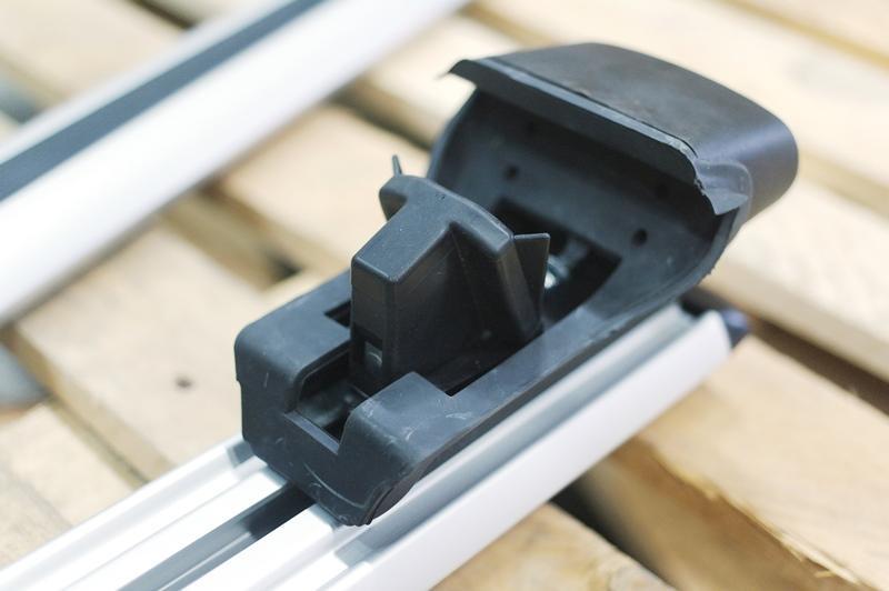Rack rails - Aero arc 1,2 m