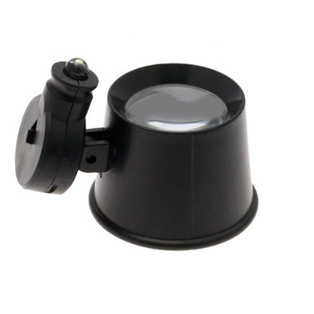 EYE LOUPE WITH LED LIGHT - Aven Tools 26034-LED