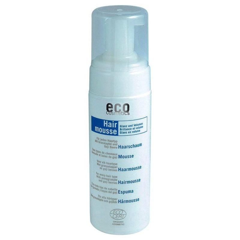 ECO Haarschaum 150ml mit Granatapfel und Goji Beere - null